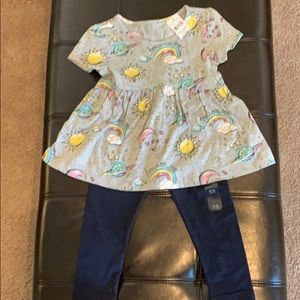 NWT BABY GAP OUTFIT
